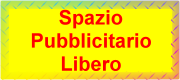 Spazio pubblicitario libero, oltre 11000 visualizzazioni mensili su www.NelParmense.it