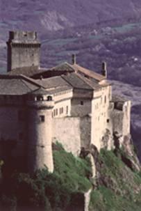 Castelo di Bardi ( Parma )