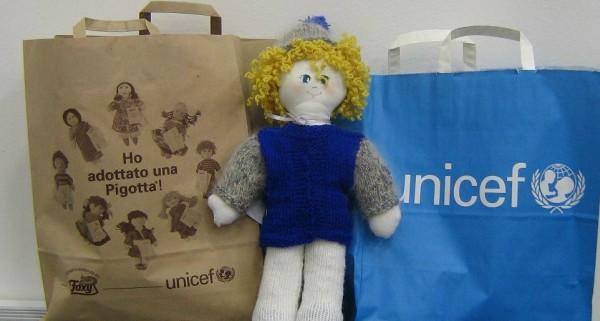 """Le """"PIGOTTE"""", la bambola che salva la vita ad un bambino"""