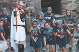 """Castello di Bardi, """"Re Uboldo alle prese con la Strega"""""""