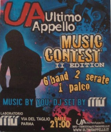 Ultiomo appello contest