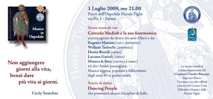 Hospital Piccole Figlie - Parma