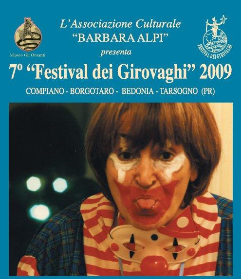 Compiano 7° edizione del Festival dei Girovaghi