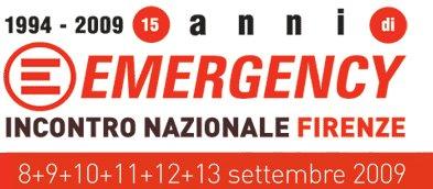 Emergency incontro nazionale a Firenze