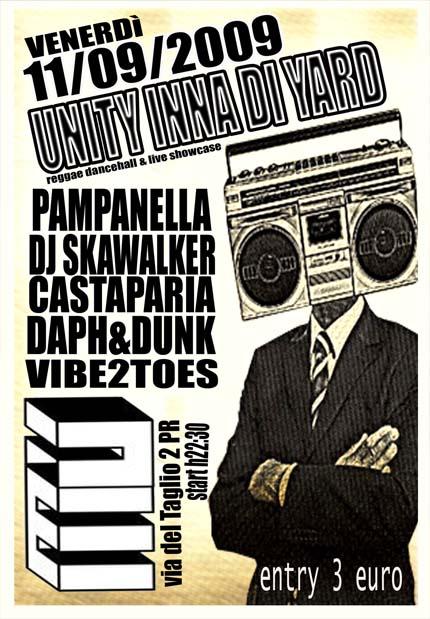 Mu Parma Reggae