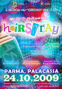 Hairspray, ArtistiSenzaNome