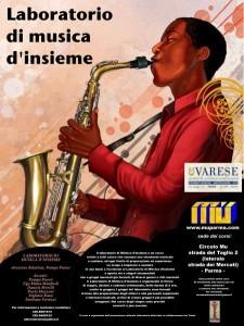 LABORATORIO DI MUSICA D'INSIEME 2009-2010