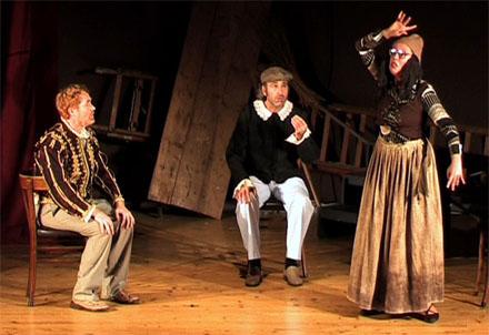 """Teatro di Fontanellato """"Rigoletti"""""""
