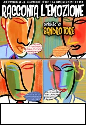 """""""Racconta l'emozione"""", un corso sull'arte di raccontare le storie, con Sandro Tore"""