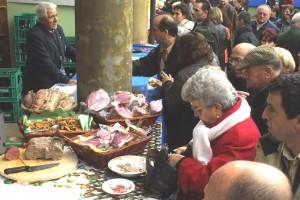 Strolghino, November Porc a Zibello