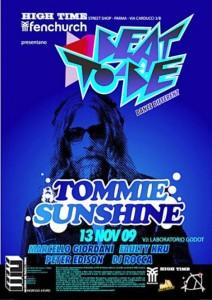 Tommy Sunshine