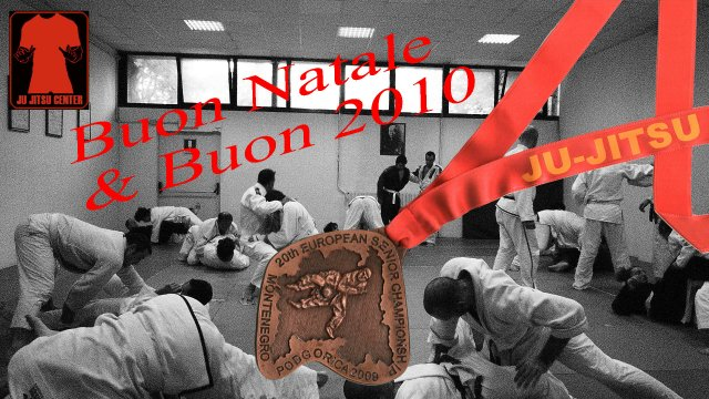 AUGURI 2009 DAL JUJITSU CENTER