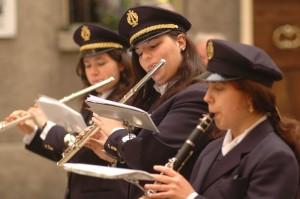 Banda di flauti