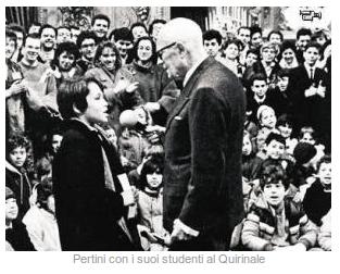 Presidente Sandro Pertini