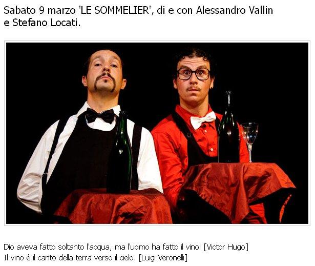 Teatro di Fontanellato Le Sommelier