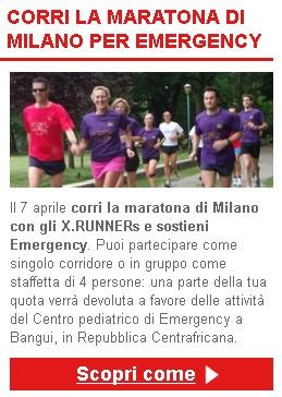 Emergency-maratona