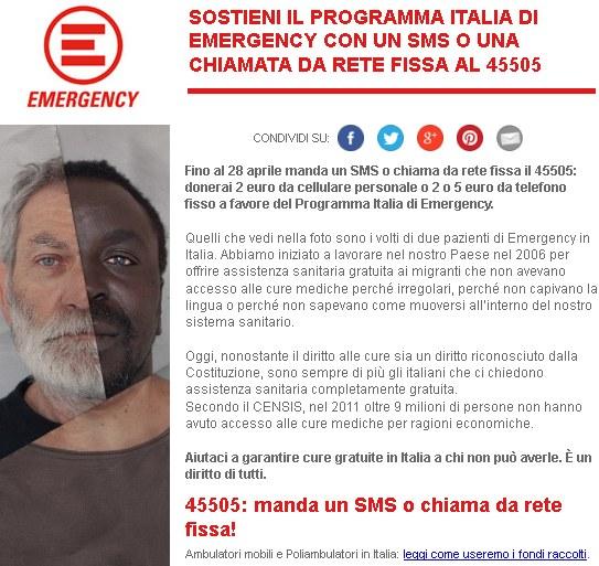 Emergency 45505
