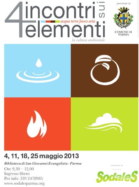 """""""I Quattro Elementi"""""""