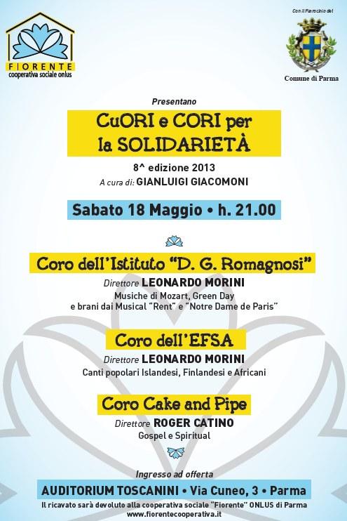 Concerto Cuori e Cori per la Solidarietà