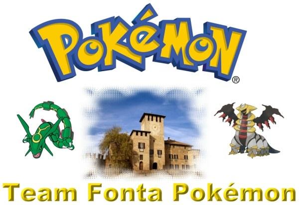 Team Fonta Pokémon