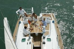 Un'ideale vacanza in barca a vela