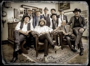 Vinicio Capossela e Banda della Posta (foto di paolo soriano)
