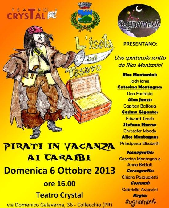 I pirati sbarcano a Collecchio!