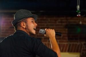 DiscoInferno, il nuovo cantante Federico Natale