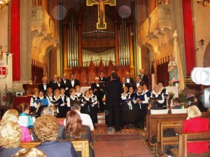 Coro Casa della Carità di Lugo di Ravenna