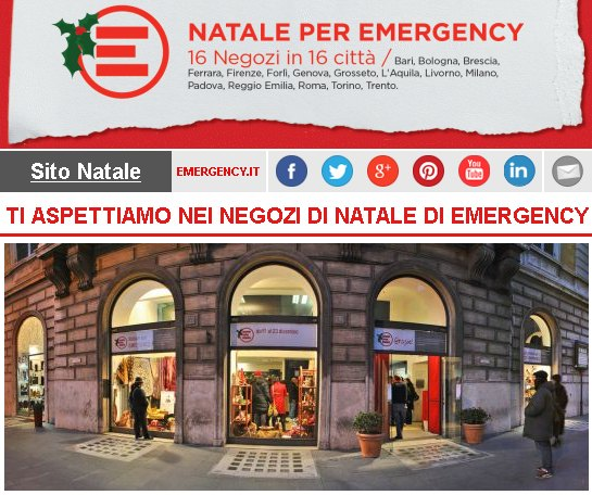 Emergency Natale 2013