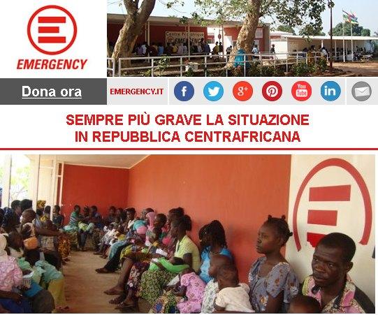 La Repubblica Centrafricana continua a vivere nel caos e nell'insicurezza
