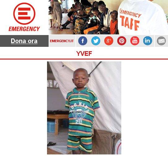 Emergency Yvef