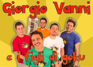 Giorgio Vanni e i Figli di Goku (2)