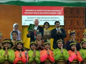 Comunità indonesiana di Parma
