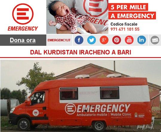 Emergency Bari