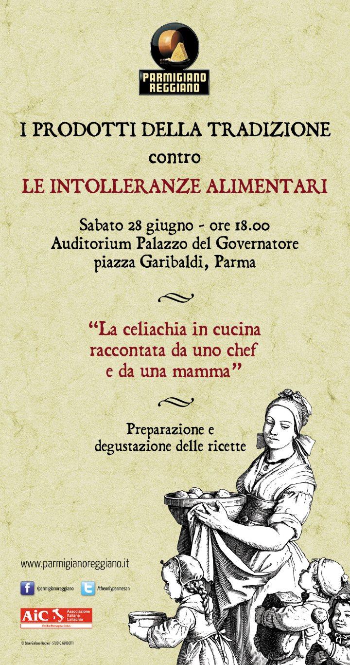 Stand AIC presso Parma taste of future