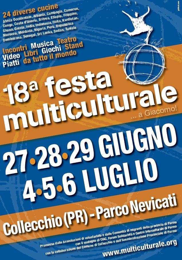 Torna la Festa Multiculturale!