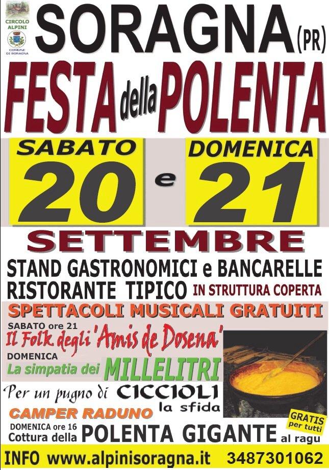Festa della polenta di Soragna
