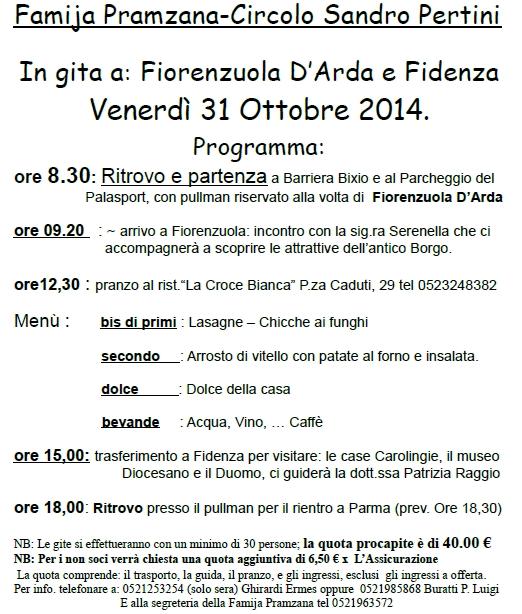 Famija Pramzana-Circolo Sandro Pertini