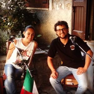 Francesco Ottani e Hazel