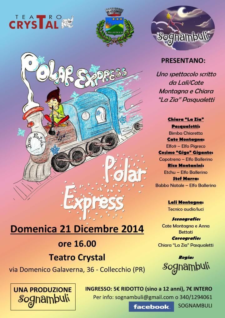 Polar Express 21-12-14 Locandina