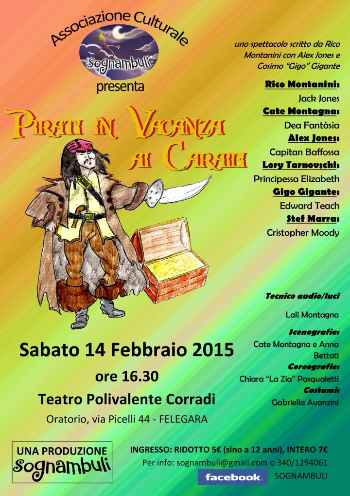 Pirati 14 Febbraio 2015
