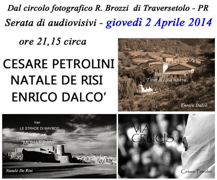 Audiovisivi a Parmafotografica col Circolo R. Brozzi