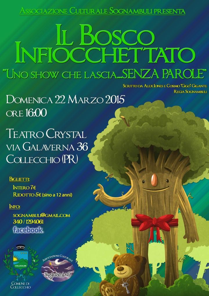 """""""Il Bosco Infiocchettato"""" torna a Collecchio!"""