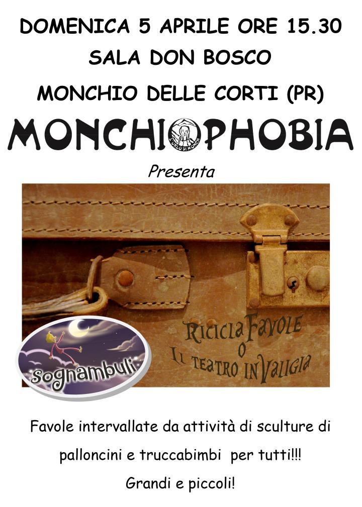 """Torna il """"Ricicla Favole"""" @ Monchio delle Corti"""