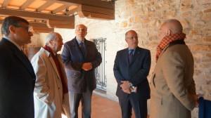 Prefetto di Parma Giuseppe Forlani