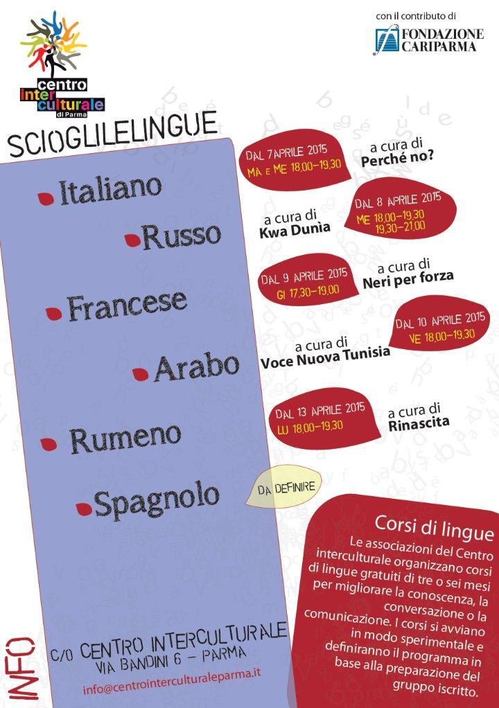 """""""Scioglilelingue"""": sei corsi di lingua gratuiti!"""
