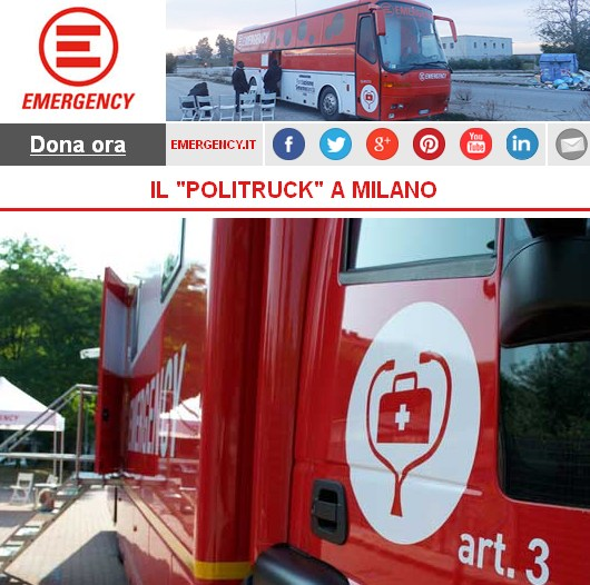 Emergency-politruck
