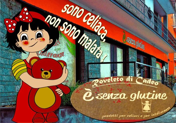 Negozio senza glutine a Roveleto di Cadeo (PC)