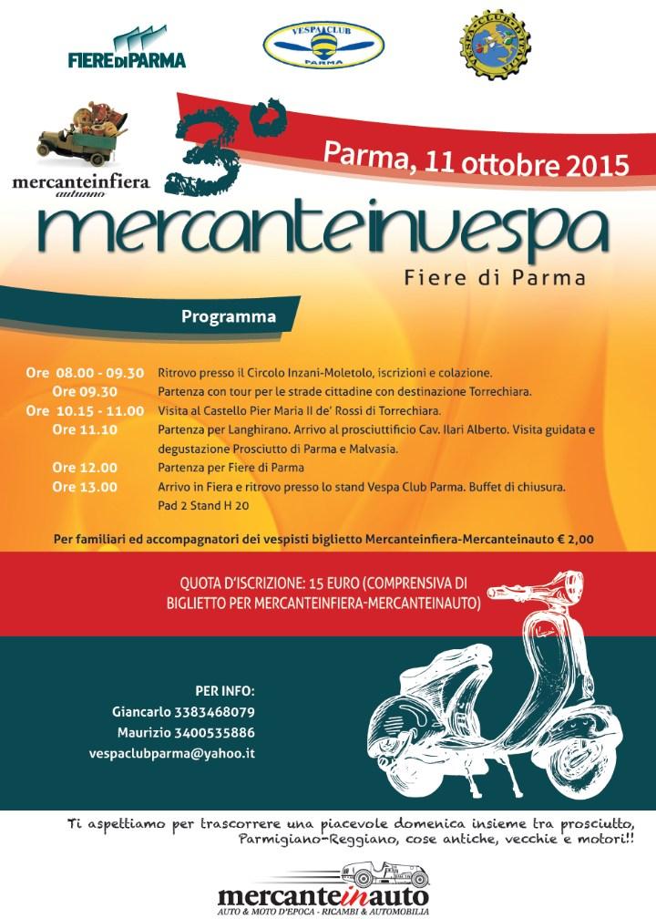 3^ MERCANTEINVESPA - 11 ottobre 2015